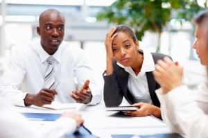 photodune-182656-unhappy-business-team-at-a-meeting-xs